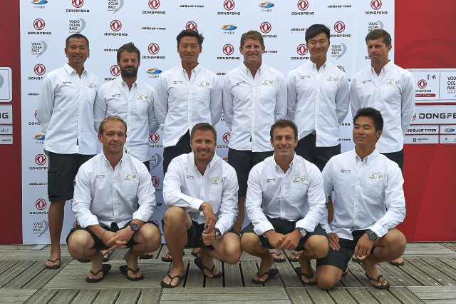 Dongfeng Race Team - Press Conference