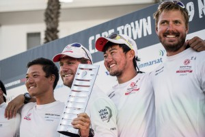 Volvo Ocean Race 2014-2015 - Leg One Arrivals